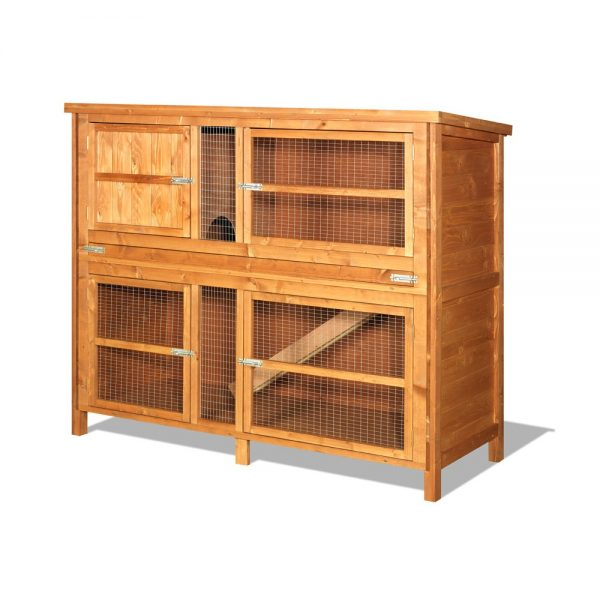 4FT Chartwell Double Hutch
