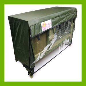 SCRATCH AND NEWTON SINGLE HUTCH HUGGER COVER (3 SIZES AVAILABLE)