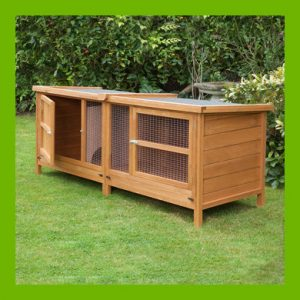 THE HUTCH COMPANY 4FT CHARTWELL SINGLE HUTCH (BEST SELLER)