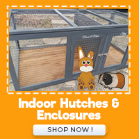 INDOOR CAGES / HUTCHES AND ENCLOSURES