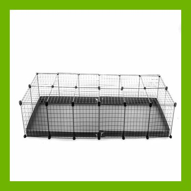 6X2 GUINEA PIG RUN (IDEAL FOR 4 GUINEA PIGS)