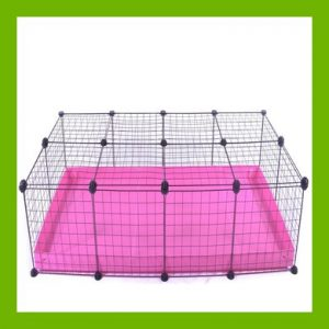 PRESTIGE 4 X 2 C&C CAGE IDEAL FOR 2 GUINEA PIGS