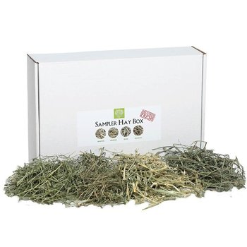 SAMPLER HAY FOR RABBITS AND GUINEA PIGS