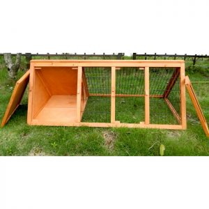 CHARLES BENTLEY TRIANGLE PORTABLE HUTCH