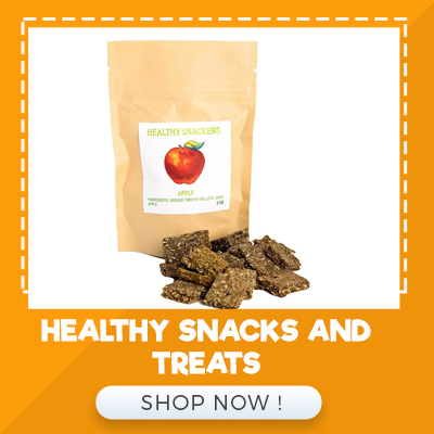 HEALTHY SNACKS AND TREATS