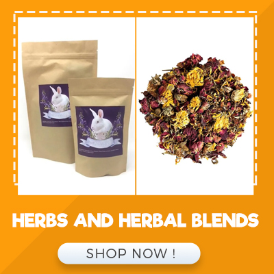 HERBS AND HERBAL BLENDS