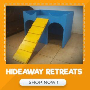 HIDEAWAY RETREATS