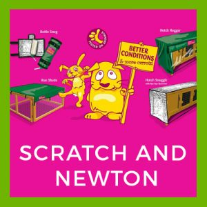 SCRATCH AND NEWTON