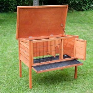 OUTBACK CLASSIC SINGLE HUTCH