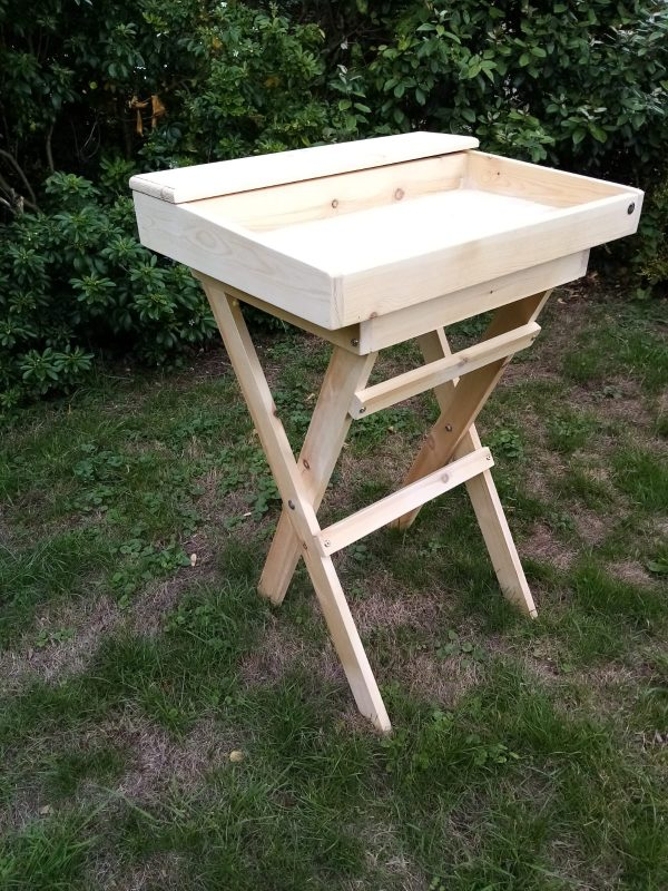 HANDMADE GROOMING TABLE FOR RABBITS