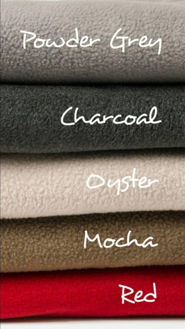 standard blanket fleece pet bedding